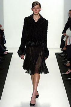J. Mendel Fall 2004 Ready-to-Wear Collection Photos - Vogue