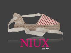 Catálogo NIUX 2014 #Niux #alpargatas #espadrilles #catalogo2014 #colección2014