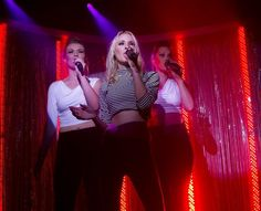 Kent based tribute act Kylie on Show are a superb act who perfectly recreate the look and sound of the Antipodean popster. Performing as lead vocals with two backing vocals and dancers they perform hits from all of Kylie's career.