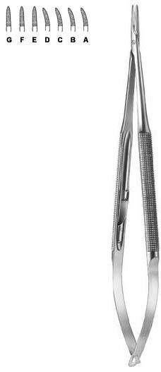Micro Needle Holder /  We are the leading manufacturers and exporters of Surgical Instruments, Dental Instruments and Manicure Instruments.We have a variety of products, that are manufactured in a highly skilled environment.