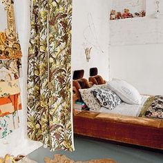 Emily Chalmers 4: her loft in London