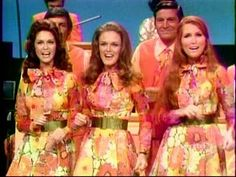 The Lawrence Welk Show - 1970's - look at those dresses!