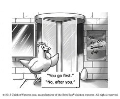Chicken Cartoon #3 for Wednesday, July 10, 2013