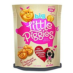 Little Piggies Dog Treats Applewood Smoked Bacon, 7 Oz >>> Wonderful of you to have dropped by to see the image. (This is our affiliate link) Dog Snacks, Dog Treats, Fingers Design, Dog Shampoo, Smoked Bacon, Flea And Tick, Cat Paws, Pet Grooming, Dog Supplies