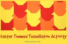 Tessellation Activity from damsonlane.com