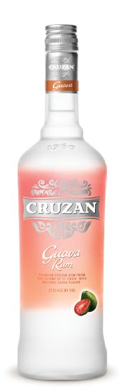 With an adventurous, exotic flavor and mild tartness, Cruzan® Guava Rum is your first class ticket to an everyday getaway.