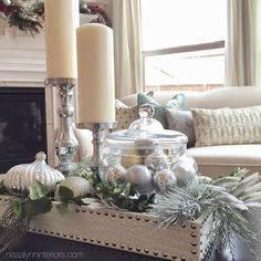 Nissa-Lynn Interiors and Decor: Christmas Decor