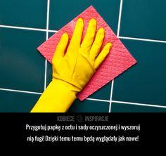 Jak skutecznie wyczyścić fugi w łazience?