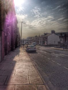 Bewsey St, Warrington, Cheshire.
