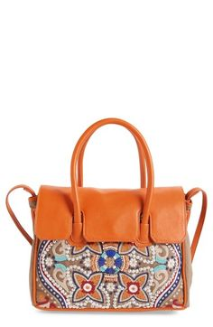 Sam Edelman 'Sylvia' Convertible Satchel available at #Nordstrom