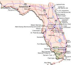 17 Best Beaches near Orlando images | Florida travel, Florida