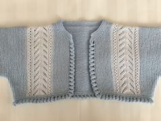 CHAQUETA Y GORRO en Mis Manitas | DIY Blog de Manualidades y Reciclaje Baby Knitting, Diy Crafts, Crochet, Sweaters, Blog, Fashion, Kids Fashion, Baby Vest, Baby Boy Sweater