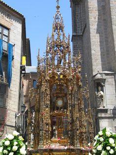Corpus Cristi, La fiesta grande de Toledo