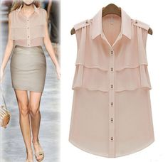 silk blouse two layers - Поиск в Google