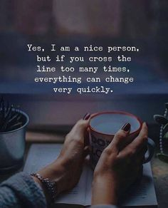 Yes I am a nice person.. via (http://ift.tt/2FCmowp)