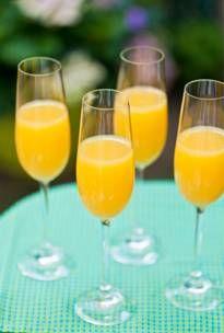 Easter Cocktails & Mocktails! Spicy Sparkling Mimosas