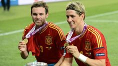 Torres, Mata included in Spain's 30-man squad-Football-World Cup
