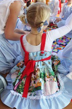 Bondville: Olivia's Amazing 5th Wizard of Oz Birthday Party