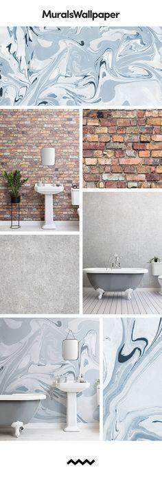 Erstellen Sie Ein Luxus Rustikales Bad Art Mit Diesen Rustikalen Bad Tapeten  Und Einen Raum Erreichen, Die Super Luxus üppigen Fühlt.