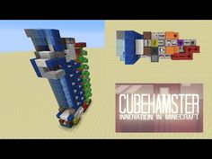 Minecraft Fast Up and Down Elevator   Instant Call [ 4x10 ] [ 1.8.6 +] PC, Xbox & PS - http://dancedancenow.com/minecraft-lan-server/minecraft-fast-up-and-down-elevator-instant-call-4x10-1-8-6-pc-xbox-ps/