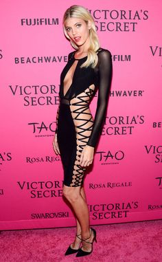 Devon Windsor from 2015 Victoria's Secret Fashion Show After-Party | E! Online