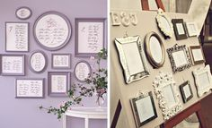 frames as seating plan alternative, I might steal this idea