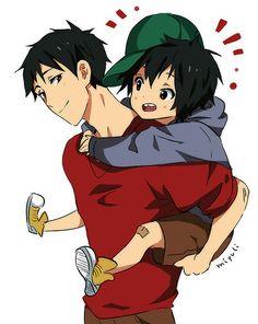 Tadashi hamada  Big Hero 6 Fan Art