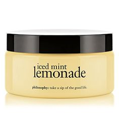 Philosophy Iced Mint Lemonade Glazed Body Souffle 8 Ounce *** Check out this great product. (Note:Amazon affiliate link) #FacialSkinCareProducts