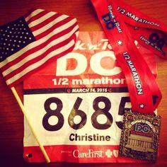 2015 Rock 'n' Roll DC Half Marathon Race Recap