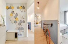 La famille propriétaire de cet appartement neuf situé à Paris, l'avait acheté sur plan, bien avant qu'il leur soit livré. Ils ont demandé à My Home Design de l'adapter à leur faço…