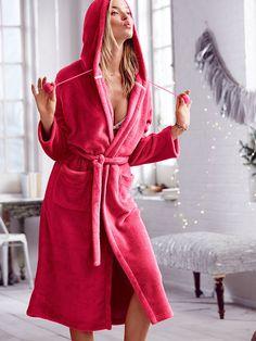 The Cozy Long Robe - Victoria's Secret