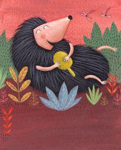 Mariana Ruiz Johnson Illustrations: Algunas de animales...