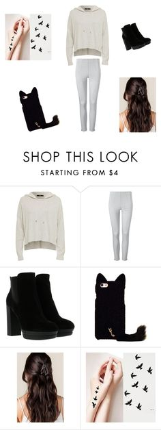 """""""Sem título #102"""" by debora-rodrigues-deby on Polyvore featuring moda, Phase Eight e Hogan"""