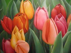 cuadros de tulipanes (5)