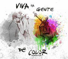 Artista espanhol homenageia ativista negra que enfrentou neonazistas