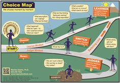 Marilee Adams - Choice map
