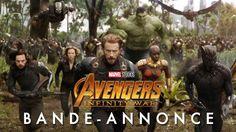 Avengers : Infinity War - Première bande-annonce (VOST)