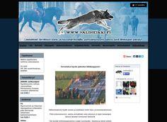 Valiheikki.fi verkkokaupan valikoimista löydät suositut ja luotettavat merkit koira- ja hevosharrastukseen.