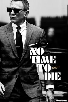 """Trailer Releases, These 5 Interesting Things from the James Bond Film """"No Time to Die"""" James Bond Movie Posters, James Bond Movies, James Bond Skyfall, Ben Whishaw, James Bond Style, New James Bond, Daniel Craig James Bond, Best Bond, Gentlemans Club"""