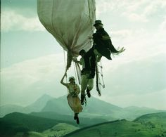 Perinbaba (Juraj Jakubisko, 1985) My Little Girl, Girls Dream, Folklore, Good Movies, I Movie, Fairy Tales, Retro, Louvre, Fantasy