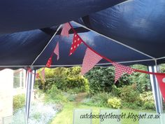 Bunting Woodland Fairy, 4th Birthday, Bunting, To My Daughter, Outdoor Decor, Party, Blog, Fourth Birthday, Garlands