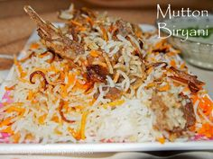 Mutton biryani which is the original biryani as said by many people. Preparation Time: 5 Minutes) and thank me later. Follow this easy