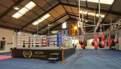 Boxing Gym Design, Fight Gym, Scenery, Concept, Ring, Studio, House, Accessories, Ideas