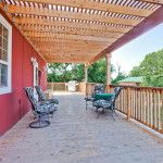 Outdoor Space Remodel http://www.DFWImproved.com #OutdoorSpace