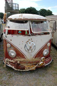 Kombi VW, via Flickr.