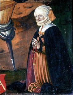 Hl. Martin teilt seinen Mantel  Dieses Bild: 000512   Detail 1515-1518