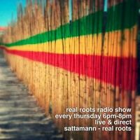 Stream Real Roots Radio // Sattamann // Live & Direct 001 by Real Roots Radio from desktop or your mobile device Roots, Live, Amp