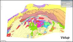 Prehľadné geologické mapy | Štátny geologický ústav Dionýza Štúra
