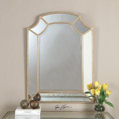 Found it at Wayfair - Francoli Arch Mirror