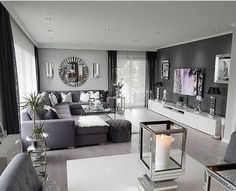 30 Formal Living Room Design Ideas (Pictures) You Wont Miss Minimalist Living Room Design Formal Ideas Living pictures Room Wont Living Room Colour Design, Living Room Colors, Formal Living Rooms, Living Room Grey, Living Room Modern, Home Living Room, Apartment Living, Living Room Designs, Small Living